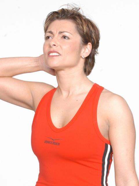 Durch im herzstolpern nacken verspannungen HWS
